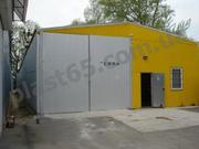 Постройка складского помещения под ключ в Украине.